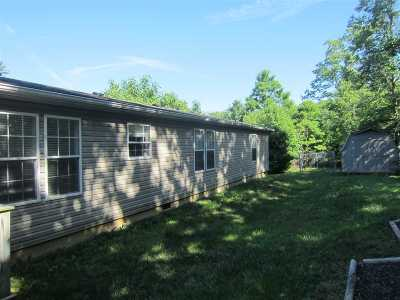 Augusta County Single Family Home For Sale: 154 Angel Ln