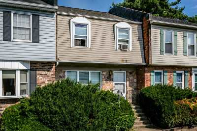 Harrisonburg Townhome For Sale: 1383 Northampton Ct