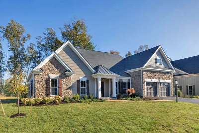 Crozet Single Family Home For Sale: 100 San Marcos Way