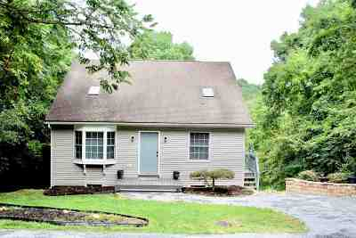 Rockingham County Single Family Home For Sale: 256 Magnolia Ct