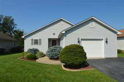 Augusta County Single Family Home For Sale: 57 Kite Pl