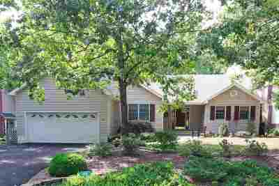 Fluvanna County Single Family Home For Sale: 48 Bolling Cir