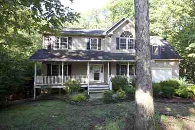 Fluvanna County Single Family Home For Sale: 13 Pinehurst Rd