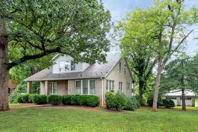 Buckingham County Single Family Home For Sale: 896 Main St