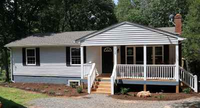 Single Family Home For Sale: 3126 Advance Mills Rd