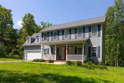 Gordonsville Single Family Home For Sale: 2445 Lindsay Rd