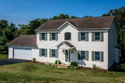 Mount Crawford Single Family Home For Sale: 35 Transom Ct