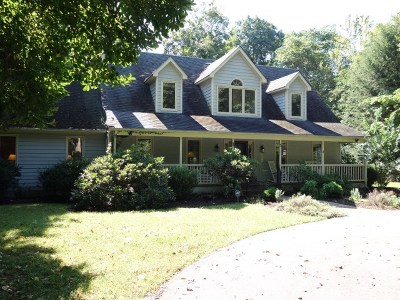 Nelson County Single Family Home For Sale: 63 May Apple Ln