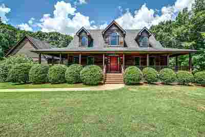 Louisa County Single Family Home For Sale: 6031 Byrd Mill Rd