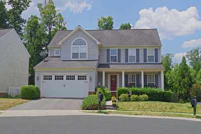 Louisa County Single Family Home For Sale: 87 Lakeview Ct