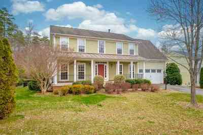 Albemarle County Single Family Home For Sale: 5378 Park Rd