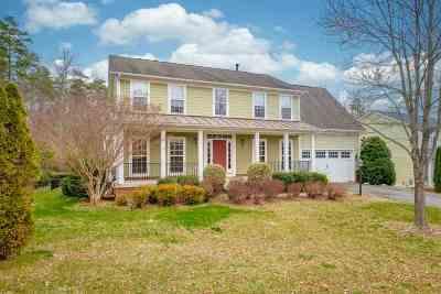 Crozet Single Family Home For Sale: 5378 Park Rd