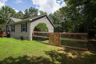 Fluvanna County Single Family Home For Sale: 38 Northwood Rd