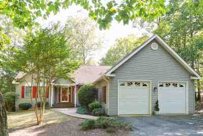 Fluvanna County Single Family Home For Sale: 17 Xebec Rd