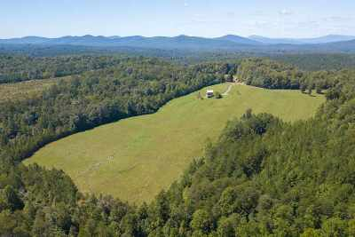 Albemarle County Single Family Home For Sale: 9601 Old Green Mountain Rd