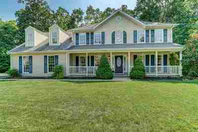 Augusta County Single Family Home For Sale: 344 Arrowhead Ln