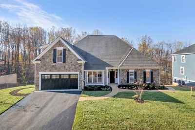 Albemarle County Single Family Home Pending: 111 San Marcos Way