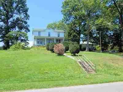 Louisa Single Family Home For Sale: 222 Ellisville Dr