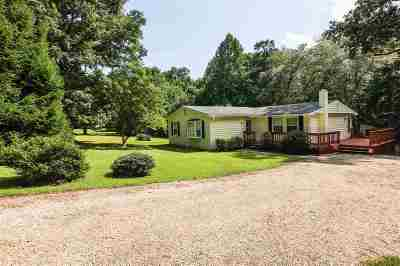 Albemarle County Single Family Home For Sale: 4202 Blenheim Rd