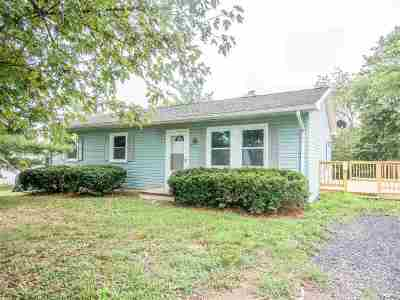 Rockingham County Single Family Home For Sale: 329 Williamsport Rd