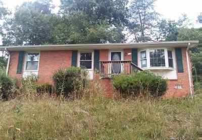 Charlottesville Single Family Home For Sale: 216 Barnsdale Rd