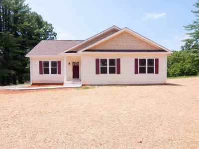 Scottsville Single Family Home For Sale: Antioch Rd