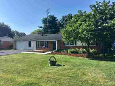 Rockingham County Single Family Home For Sale: 4417 Ottobine Rd