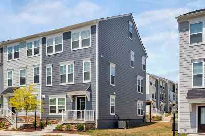 Charlottesville Townhome For Sale: 2629 Avinity Pl