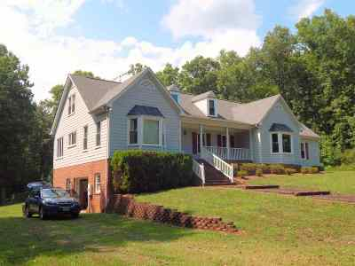 Albemarle County Single Family Home For Sale: 1890 Taylors Gap Rd