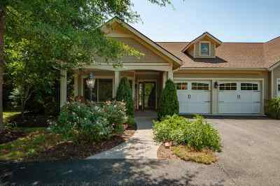 Nelson County Townhome For Sale: 65 Rosewood Dr