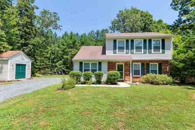Louisa County Single Family Home For Sale: 3745 Campbell Rd