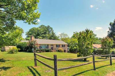Albemarle County Single Family Home For Sale: 5805 Sunset Rd