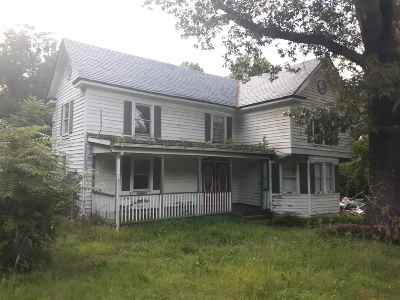 Buckingham County Single Family Home For Sale: 325 Morgans Hill Rd
