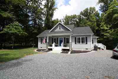 Albemarle County Single Family Home For Sale: 3077 Proffit Rd
