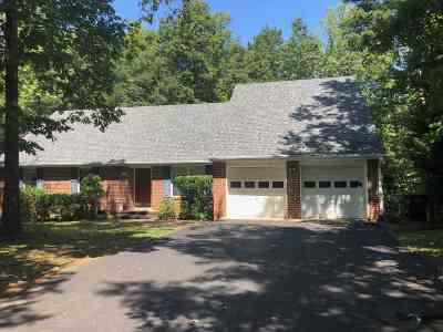 Fluvanna County Single Family Home For Sale: 14 Barefoot Ln
