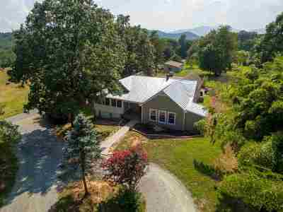 Afton Single Family Home For Sale: 8194 Batesville Rd