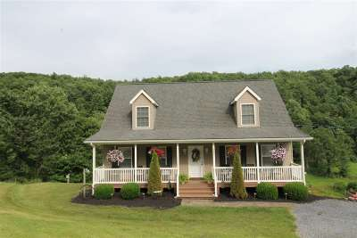 Page County Single Family Home For Sale: 1893 Valley Burg Rd