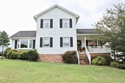 Augusta County Single Family Home For Sale: 816 Entry School Rd