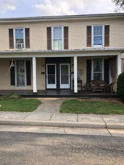 Harrisonburg Multi Family Home For Sale: 381 W Water St