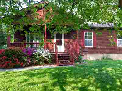 Albemarle County Single Family Home For Sale: 1248 Orchard Dr