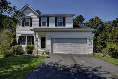 Fluvanna County Single Family Home For Sale: 122 Robins Ct