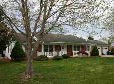 Rockingham County Single Family Home For Sale: 1603 Gum Ave
