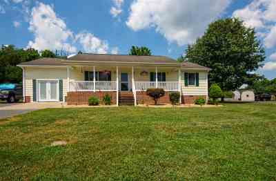 Rockingham County Single Family Home For Sale: 1980 Creekside Ct