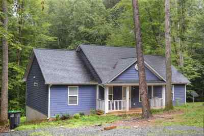 Fluvanna County Single Family Home For Sale: 45 East Point Rd