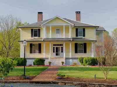 Fluvanna County Single Family Home For Sale: 67b Thomas Jefferson Pkwy