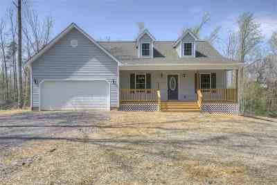 Orange County Single Family Home For Sale: 30367 Old Office Rd