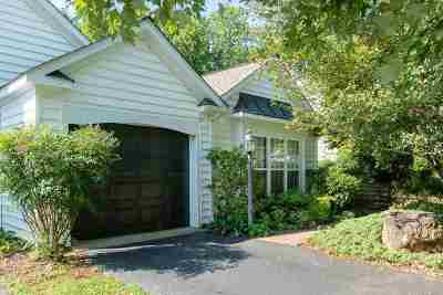 Charlottesville Townhome For Sale: 933 Devon Spring Ct