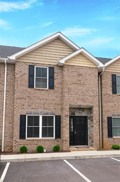 Townhome Sold: 117 Cedar Point Ln