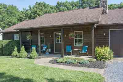 Rockingham County Single Family Home For Sale: 3145 Lanier Ln