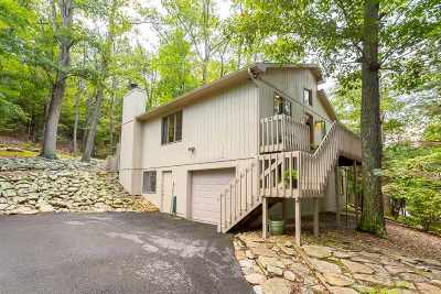Rockingham County Single Family Home For Sale: 4572 Palmer Rd